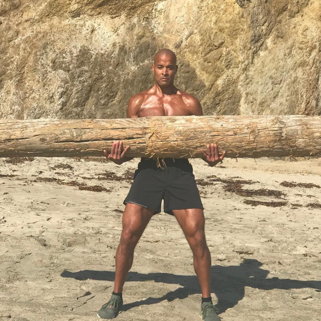 David-Goggins-height-and-weight