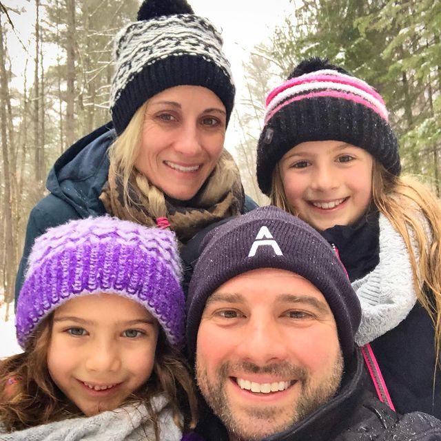 Sabrina-Mcgillivray-with-her-husband-and-children