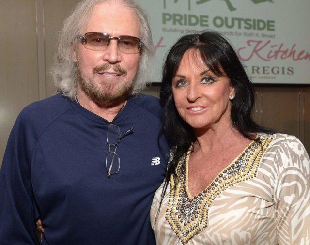 Linda-Gray-with-her-husband-image